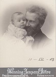 Johan Borup Johan Borups Højskole Vores historie