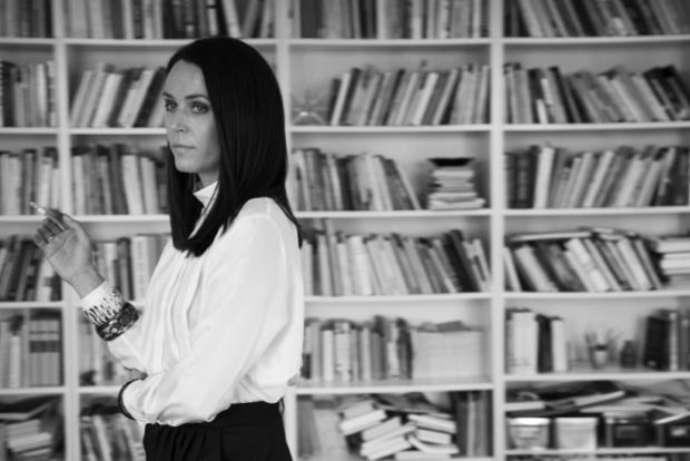 Mette Moestrup forfatterlinjen johan borups højskole