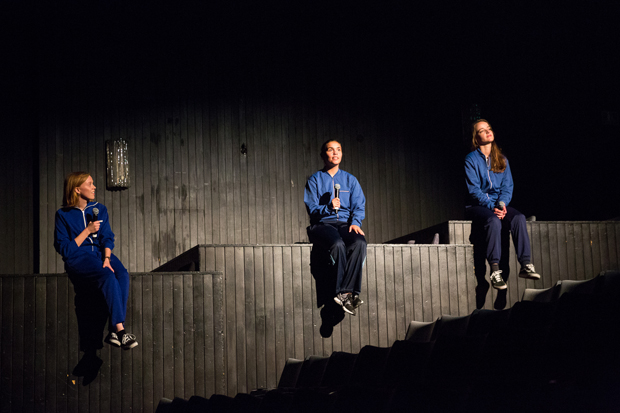 Johan Borups Højskole Teater & Scenekunst