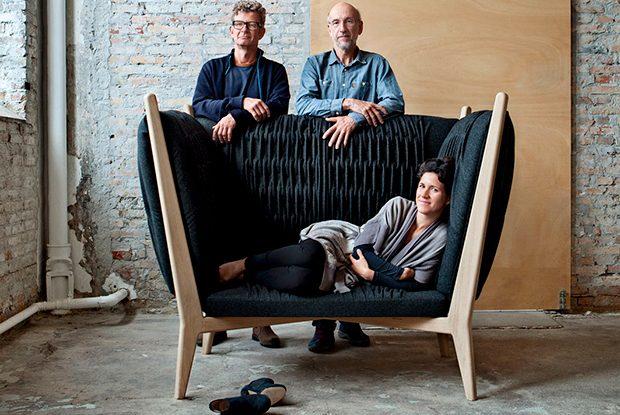 Isabel Ahm Design Johan Borups Højskole