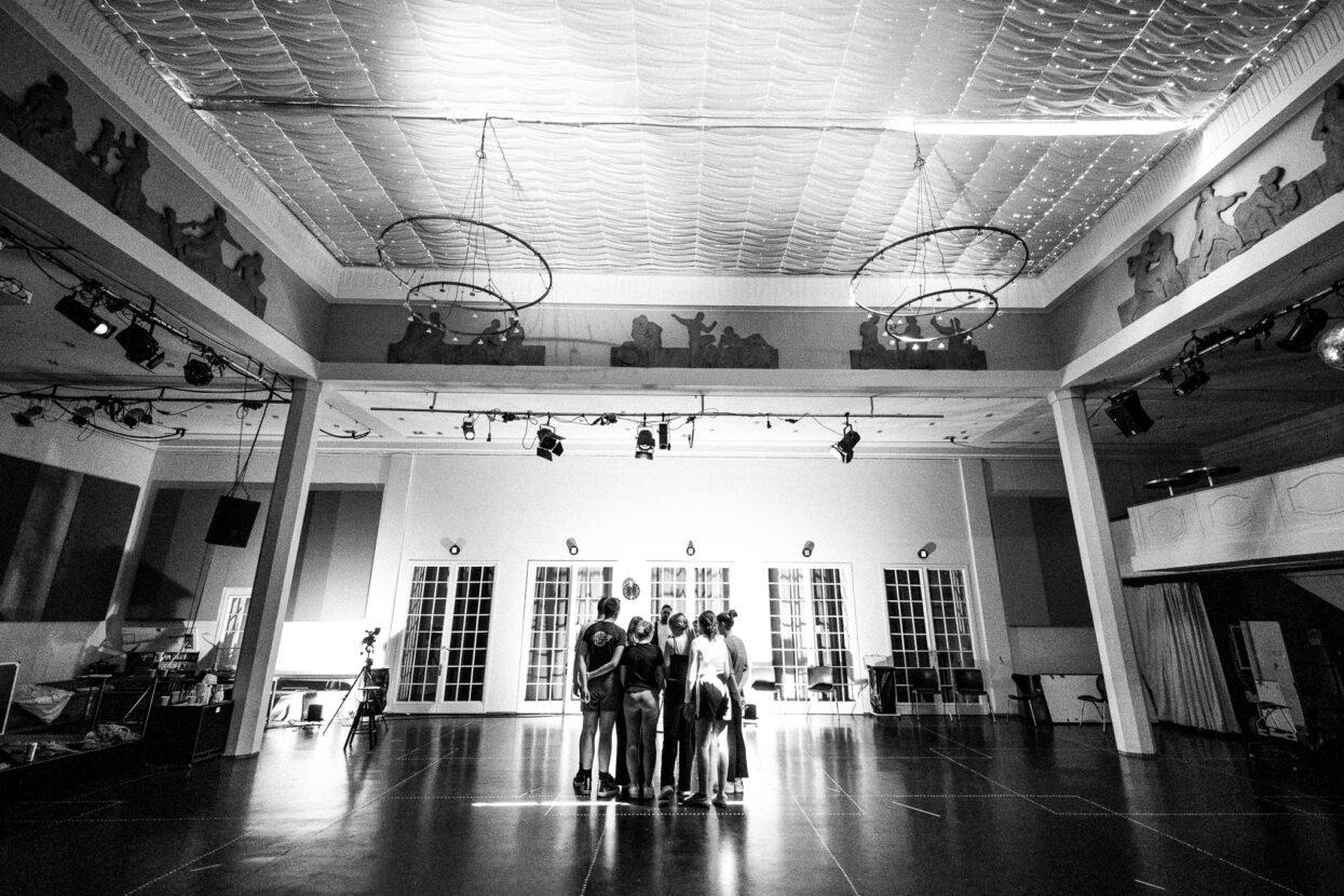 Teater & scenekunst Johan Borups Højskole