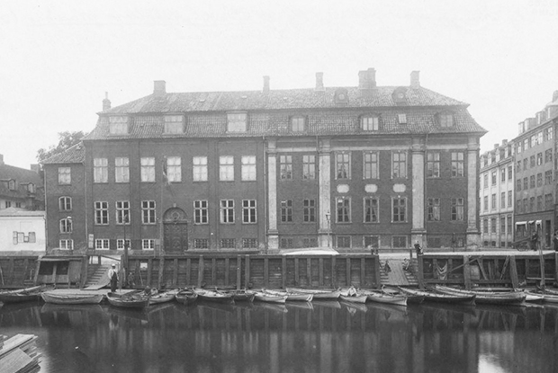 Johan Borups Højskole Vores historie