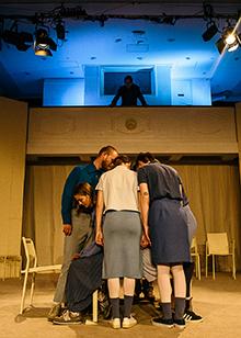 Teater & scenekunst Johan Borups Højskole 4