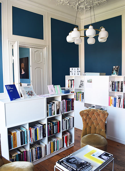 Bibliotek Johan Borups Højskole