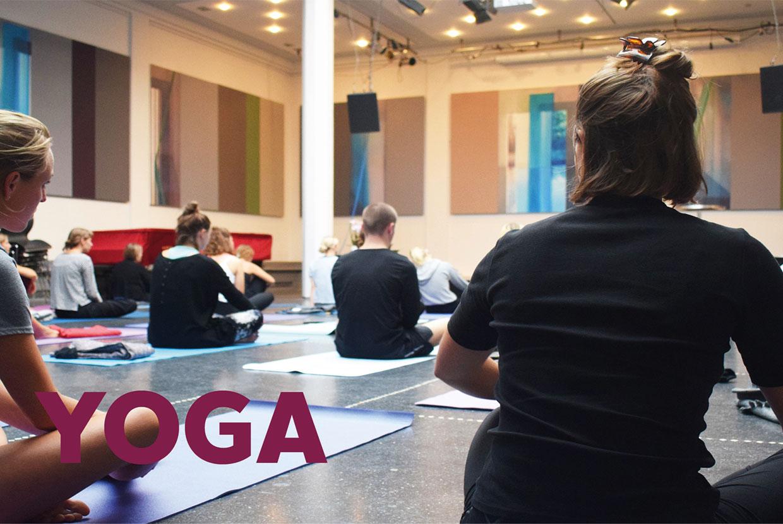 Yoga Johan Borups Højskole