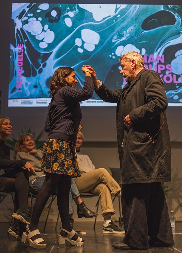 höst nordisk litteraturfestival johan borups højskole