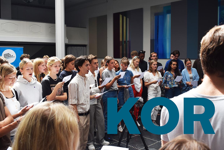Kor Johan Borups Højskole Katrine Muff Enevoldsen