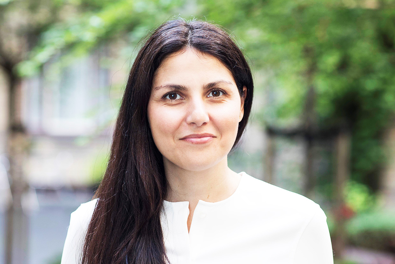 Mozhdeh Ghasemiyani psykolog flygtninge kvindekamp