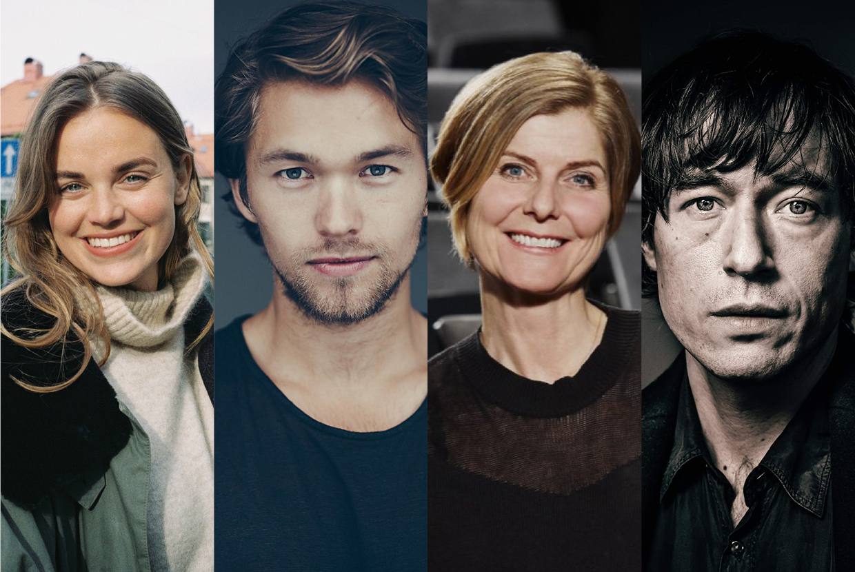 Hannah Chrocon Foldøy Jakob Oftebro Kamilla Wargo Peter Christoffersen scenekunst teater johan borups højskole 2020