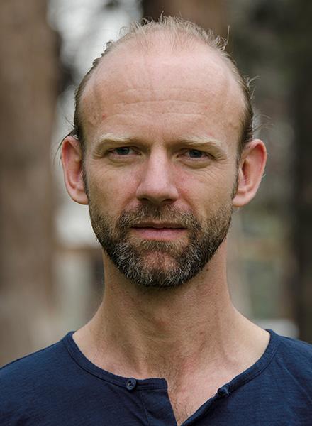 Thomas Bentin, skuespiller og danser. Foto: Stephanie Cabrera. Teater og scenekunst