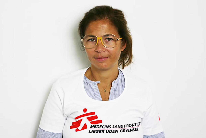Læge hos Læger uden Grænser Alexandra Kruse MSF