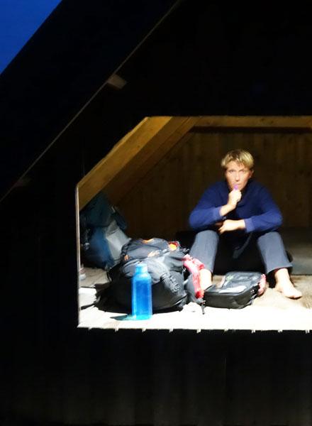Elena Askløf Nye rejsende Johan Borups