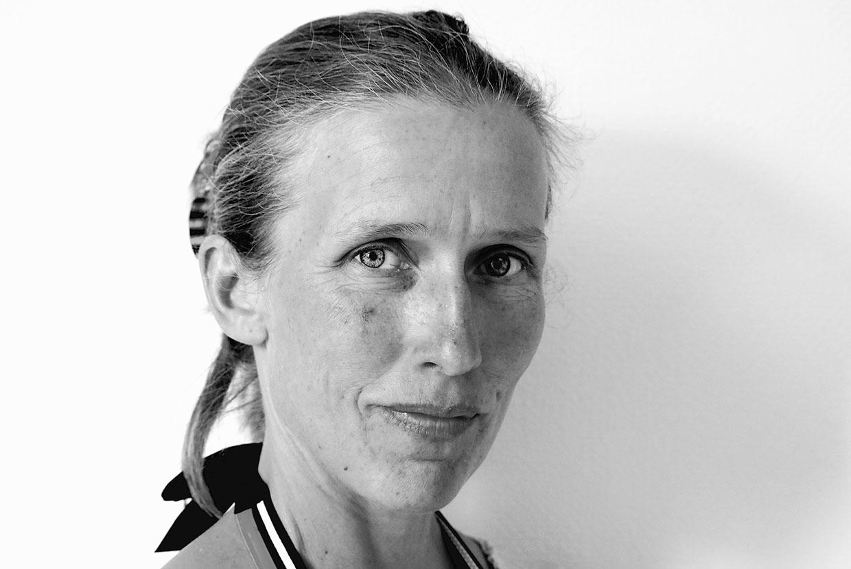 Molly Høm Carlsen portræt
