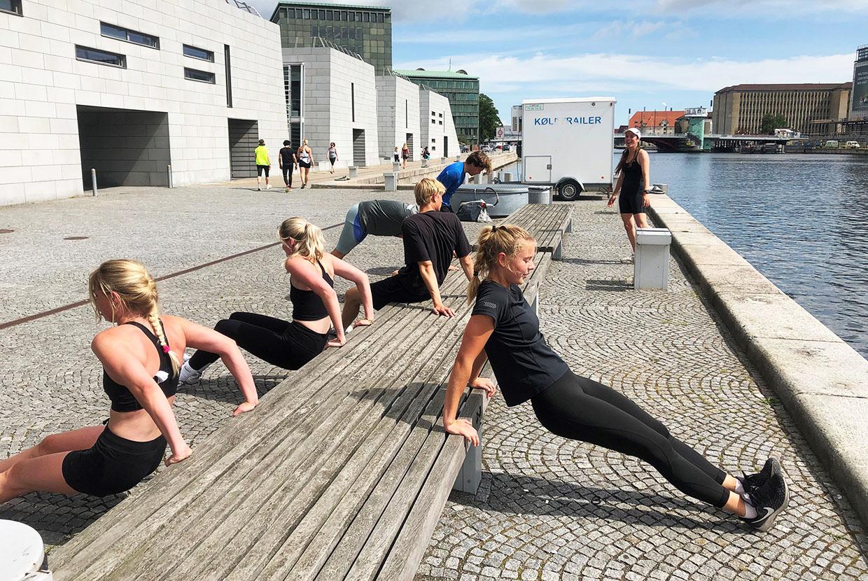 Urban sport julie sass johan borups højskole københavn