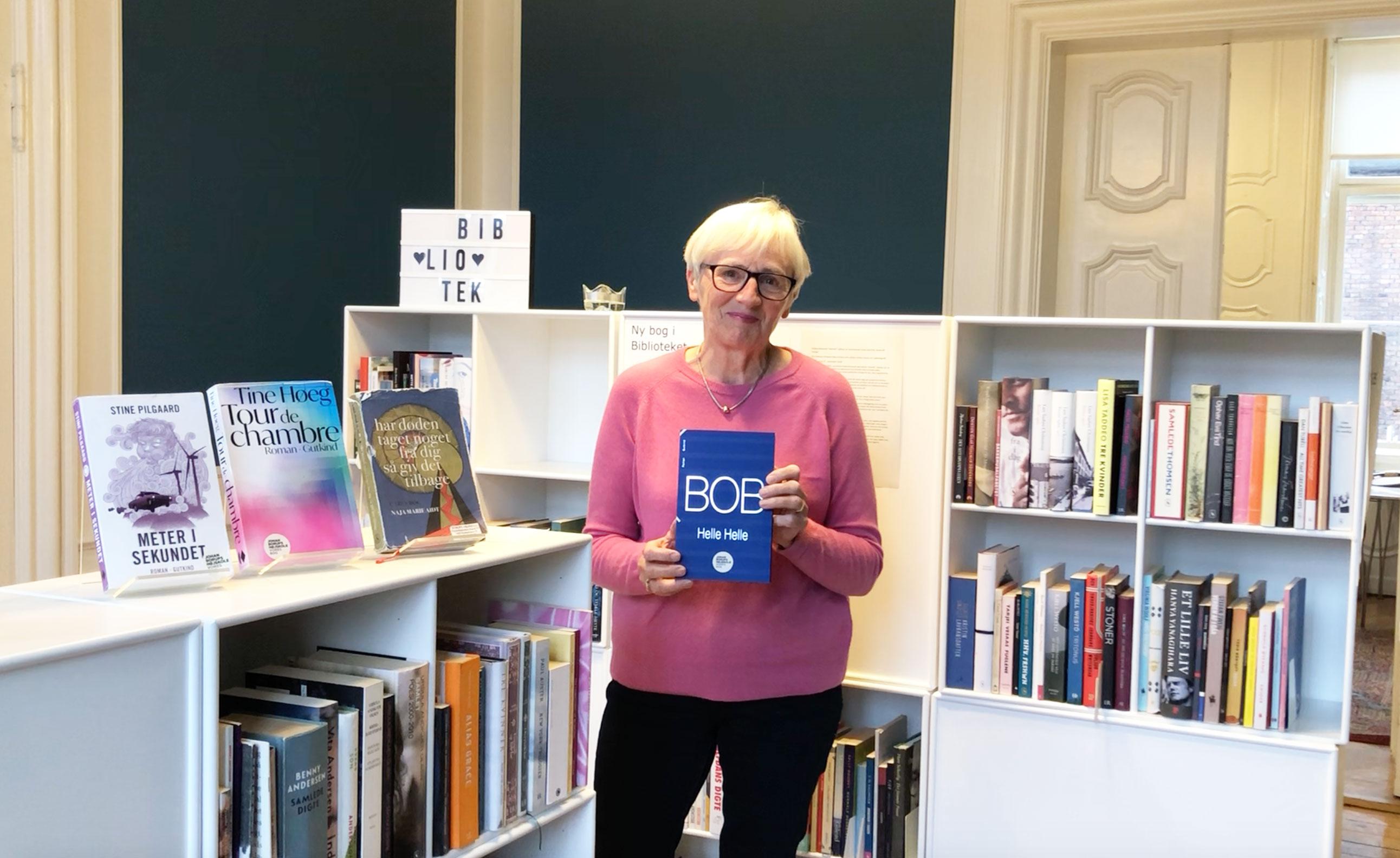 Aase Andreasen Biblioteket JOhan Borups Højskole