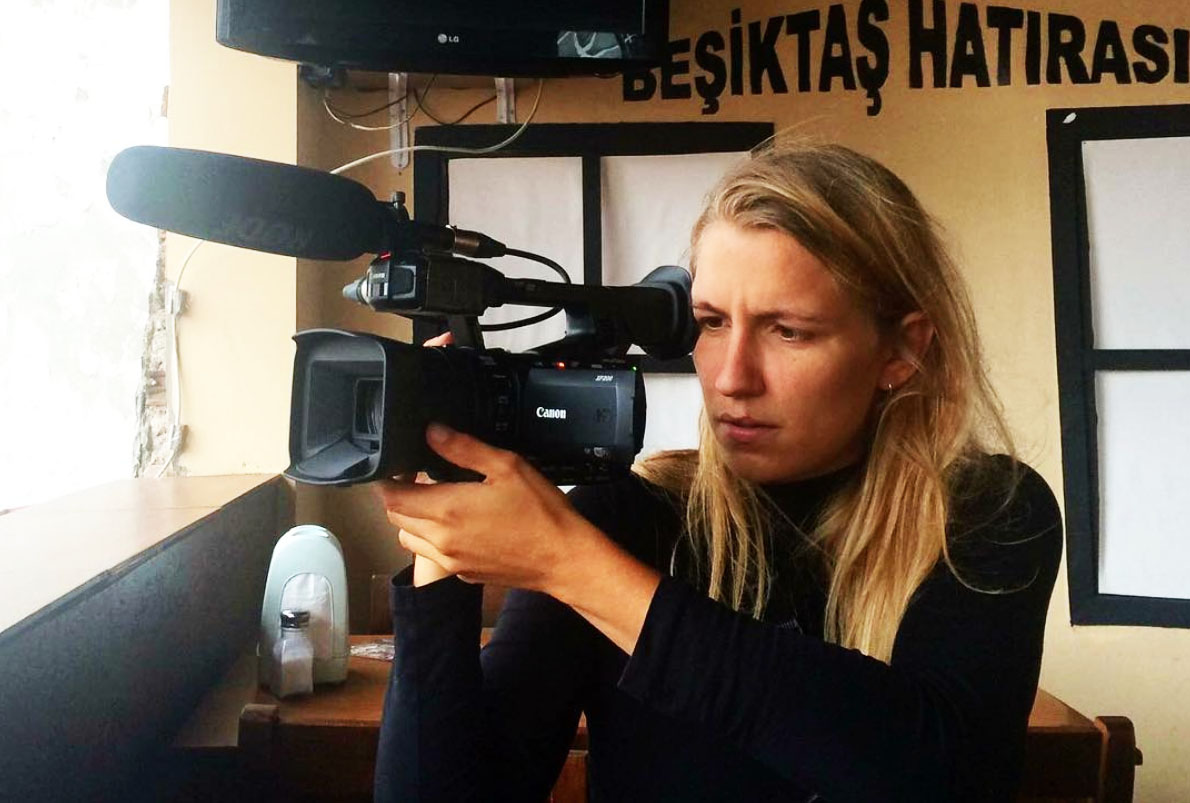 Elena Maria Askløf Nye Rejsende Johan Borups Højskole