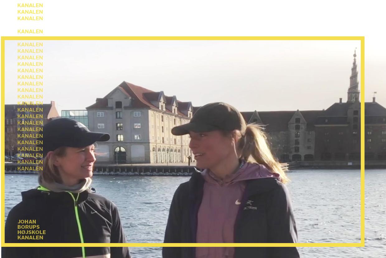 Urban Træning Nanna Leegaard Julie Sass Johan Borups Højskole