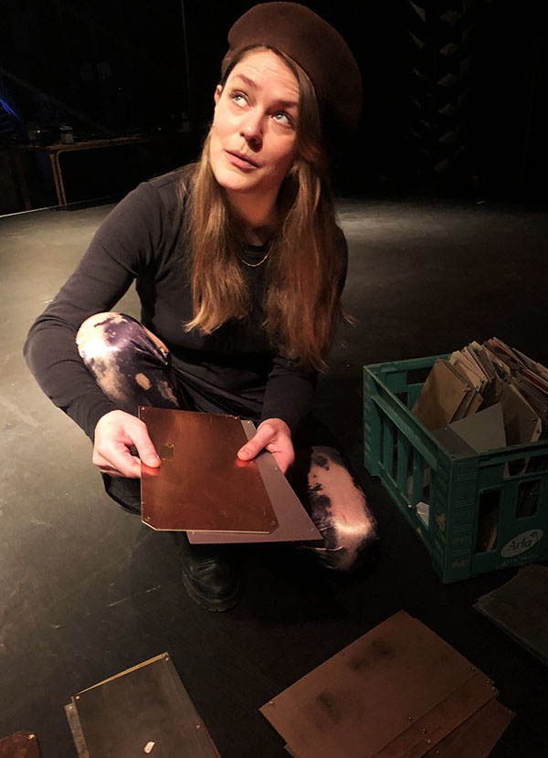 Mie Larsen Teater & Scenekunst Johan Borups Højskole
