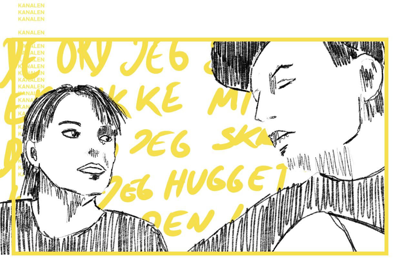 Katrine Muff ugens sang KANALEN Johan Borups Højskole