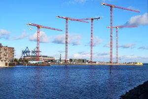 Nordhavn Kanalen Den lille flugt Ina Jacobsen Michael Møller Johan Borups Højskole