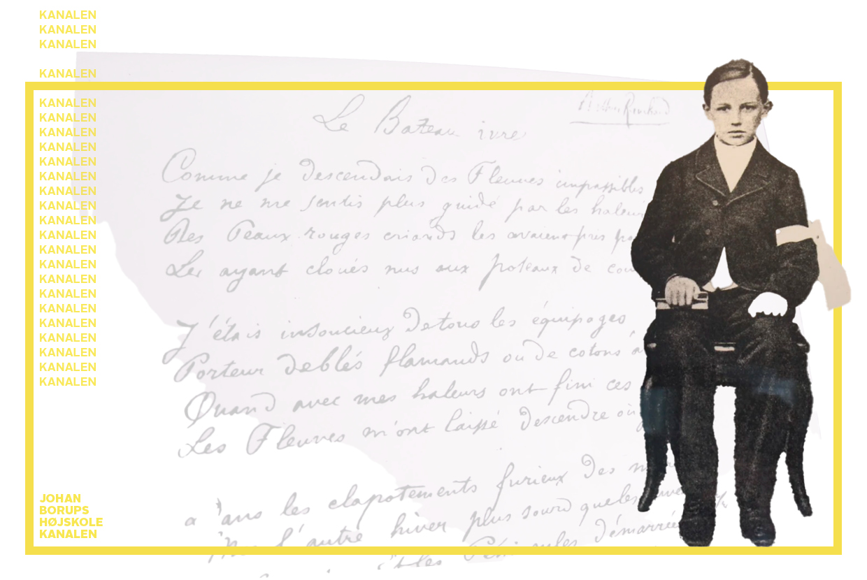 Peter Laugesen Kanalen Nye Rejsende Rimbaud