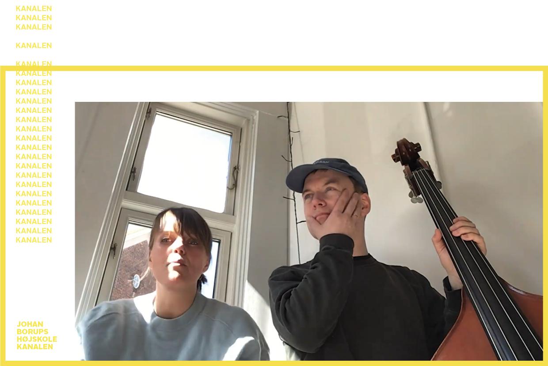 Jens vejmand kanalen Katrine Muff Carl Nielsen