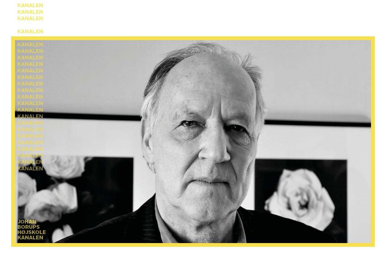 Werner Herzog kanalen johan borups højskole