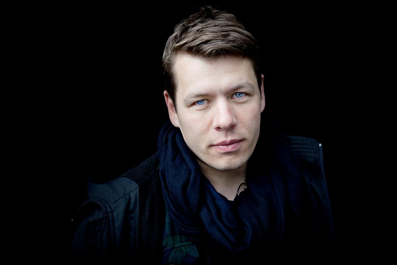 Mads Nissen, dokumentarfotograf, Politiken. Foto: Morten Rode
