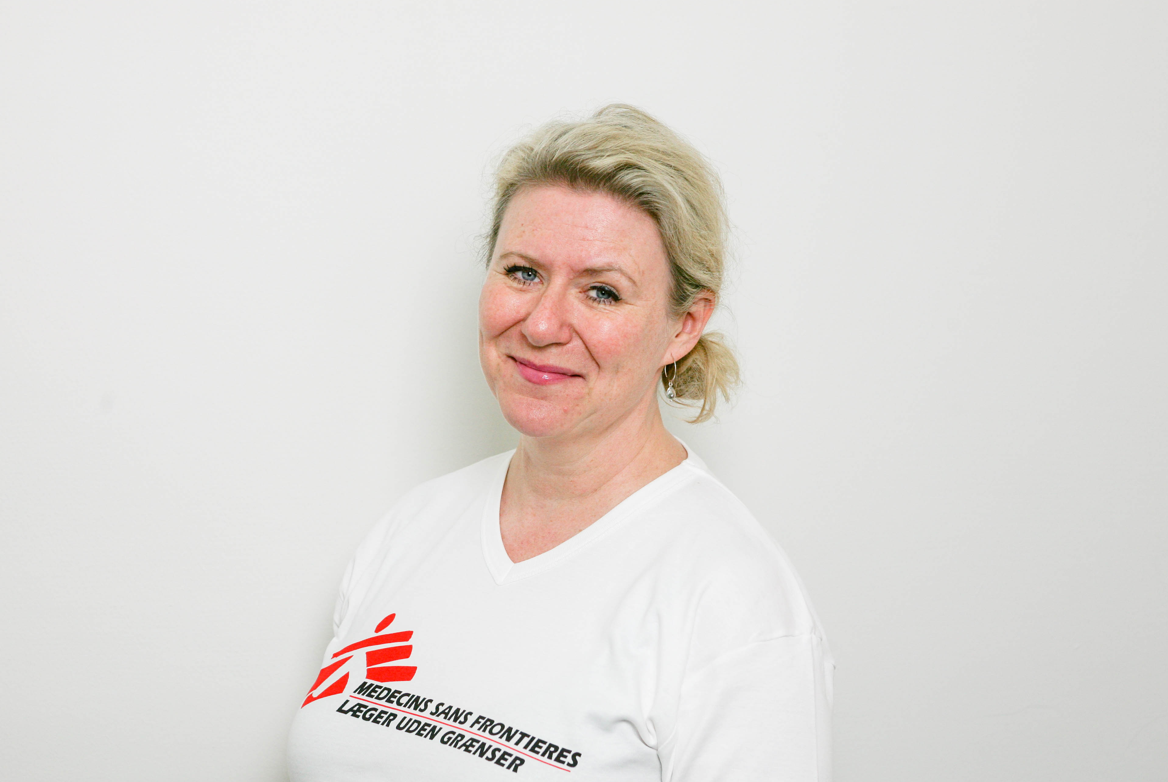 Merete Engell, HR-chef i Læger uden Grænser