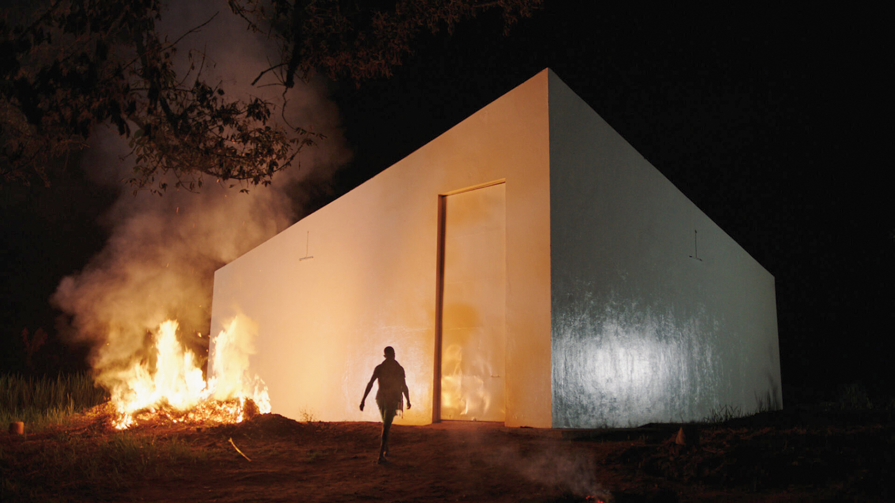 White Cube Johan Borups Højskole Frank Piasecki Poulsen